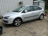 2005 Ford Focus tdci parts or repair cookstown