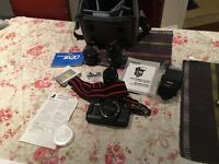 Practical bx20 camera body and accessories
