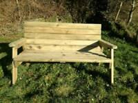 Garden / memorial benches