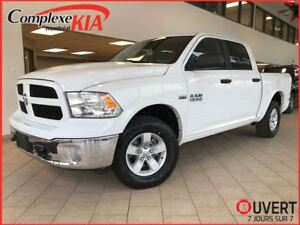 2017 Ram 1500 OUTDOORSMAN SLT 4X4 CREWCAB TOWING PKG BLUETOOTH