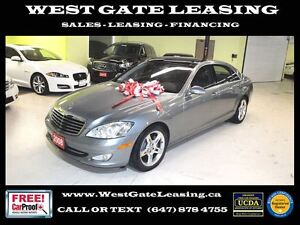 2008 Mercedes-Benz S-Class S550   SUNROOF   LEATHER