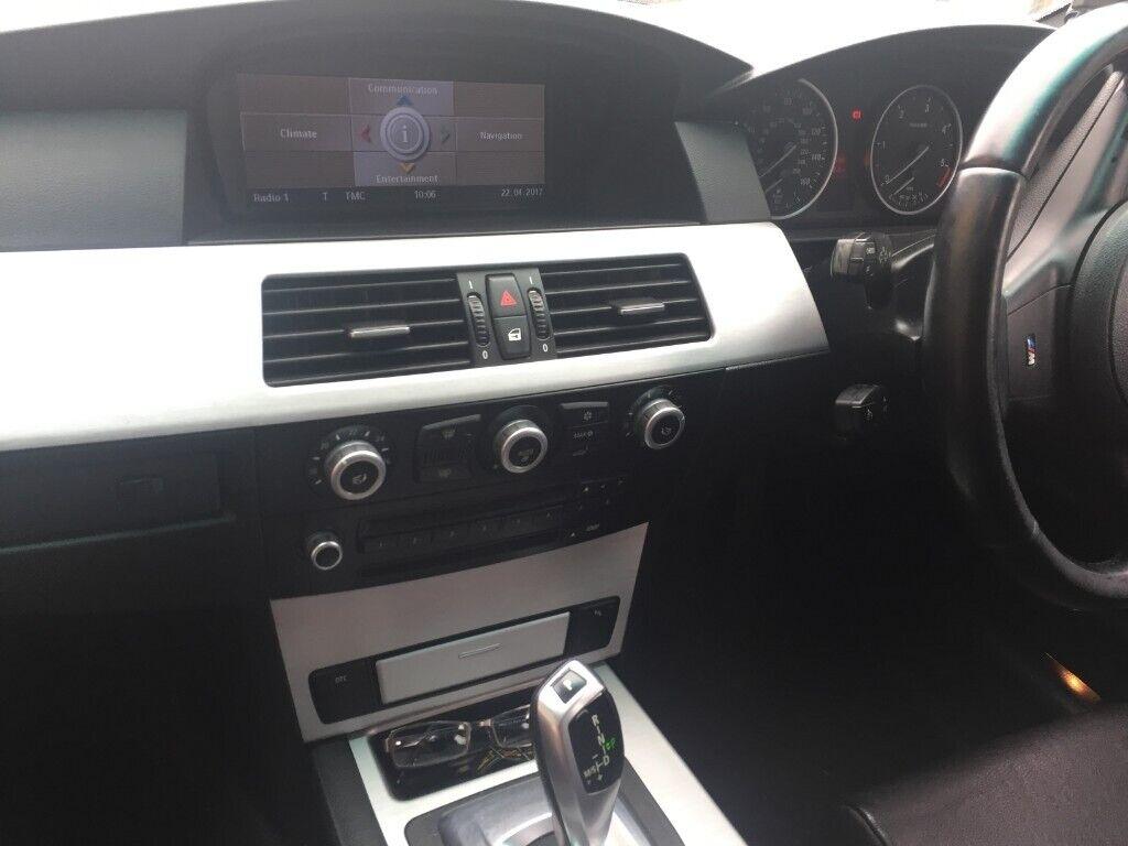BMW E60, E61 PROFESSIONAL SATNAV GPS RETROFIT LCI FACELIFT CCC ALL 5 SERIES  & 6 SERIES MODEL | in Gravesend, Kent | Gumtree