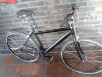 FULLY SERVICED Men Women CUSTOM BUILT Single Speed Road bike in GREAT CONDITION
