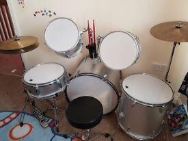 KIX Full size drum kit