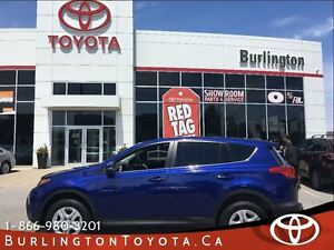 2015 Toyota RAV4 LE ALL WHEEL DRIVE