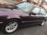 2001 E38 728I INDIVIDUAL SHADOWLINE M SPORT FACELIFT IN MORA METALIC £3500