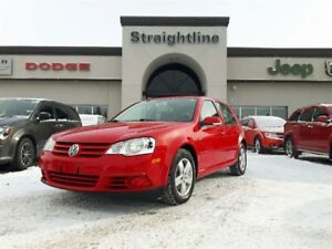 2009 Volkswagen City Golf Local ONE Owner Trade