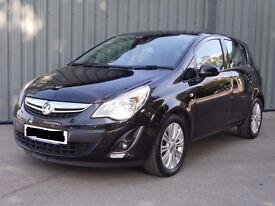 Vauxhall Corsa 2012 (12) 1.2 i 16v SE 5dr (36k Milieage)