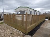 Static caravan/Holiday Home for sale at 7 Lakes/Fishing/water sports