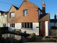 Nutfield ; Superb 3 bed cottage