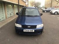 HYUNDAI MATRIX 1.6 CLASSIC, 14 SERVICE, AUTOMATIC, LONG MOT, CHEAP