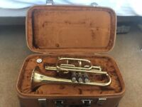 Lafleur Cornet in case