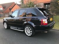 4.2 SUPERCHARGED RANGE ROVER SPORT