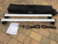 Genuine 2013 Audi Q5 Roof Bars Unused