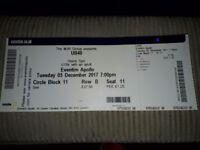 UB40 concert today at Eventim Apollo Hammersmith