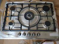 NEFF T25S56N0GB 5 Burner hob - Unused