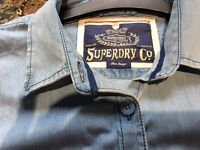 Superdry ladies shirts
