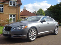 JAGUAR XF 3.0 V6 S LUXURY 4d AUTO 275 BHP SAT NAV ++ BLUETOOTH AUTOMATIC ++ LEATHER TRIM++