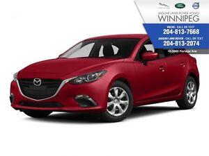 2015 Mazda MAZDA3 GS *INCOMING LOCAL TRADE*
