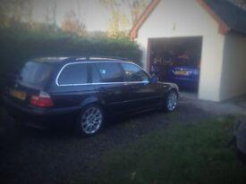 BMW E46 330d Touring SE