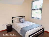 En-Suite Double Room, 10 Mins From City Centre, Selly Oak/Selly Park, Birmingham, All Bills Inc.