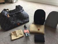 Pacapod Napier Changing Bag