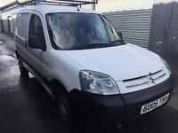 SALE! Bargain Citroen Berlingo 600 2.0 hdi van, NO VAT! full years MOT ready to go, ready for work