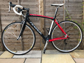 Full Carbon Road Bike: Pearson Pave 56cm