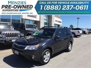 2010 Subaru Forester X Limited AWD, Sirius, Sunroof, Leather