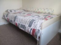 Two Matching Single Beds