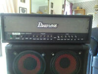 Ibanez 100H in good working condition £75 ono.
