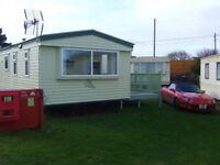 Happy Daze Caravan, 3 bedroom luxury caravan on the North Norfolk Coast
