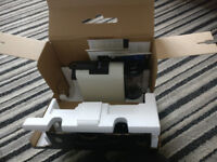 brand new nesspresso coffee machine, all boxed and in used