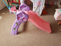 Toddler 1st slide