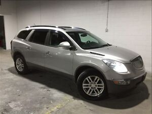 2008 Buick Enclave ! CLEAN CARPROOF! AWD! 7 PASSEGER!