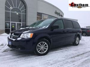 2013 Dodge Grand Caravan 5]100 GOLD PLAN/2 ROW STOW'N GO/$56 WKL