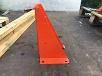 Forklift Pallet Racking Safety Column Guards Sema recommended (Brentwood Branch)