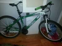 Mountain bike (hardtail)
