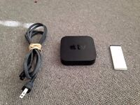 Apple TV 2nd gen, USA power cable, £50