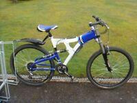 All terrain Mountain bike 21-gears