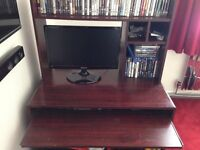 Computer/Gaming desk (only) for sale, excellent for Xbox, PS4