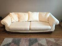Sofa and 2x Armchairs