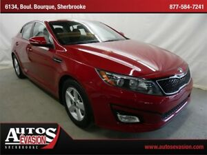 2015 Kia Optima VENDU, SOLD MERCI