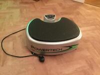 Powertech mini oscillation plate