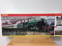 Hornby Flying Scotsman 00 Gauge Train Set
