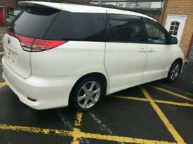 Toyota estima newly imported mint condition