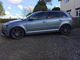Audi A3 Sline Black Edition 2.0TDI