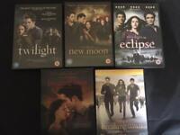 Twilight Boxset