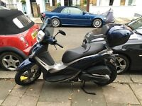 2014 Piaggio BEVERLY Sport Touring 350, LOW MILEAGE - updated