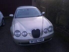 Jaguar S Type 3litre saloon.